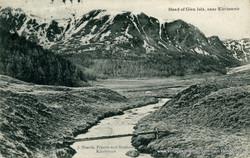 Head of Glen Isla, near Kirriemuir (1907)