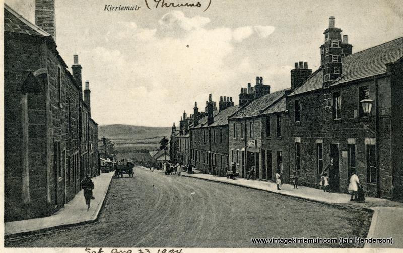 Glamis Road, Southmuir, 1924