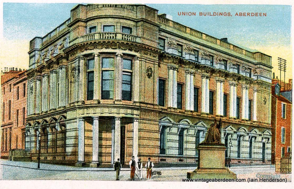 Union Buildings, Aberdeen