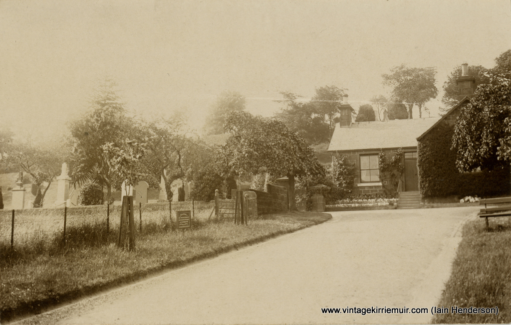 Cemetery Road (off Brechin Road), Kirriemuir