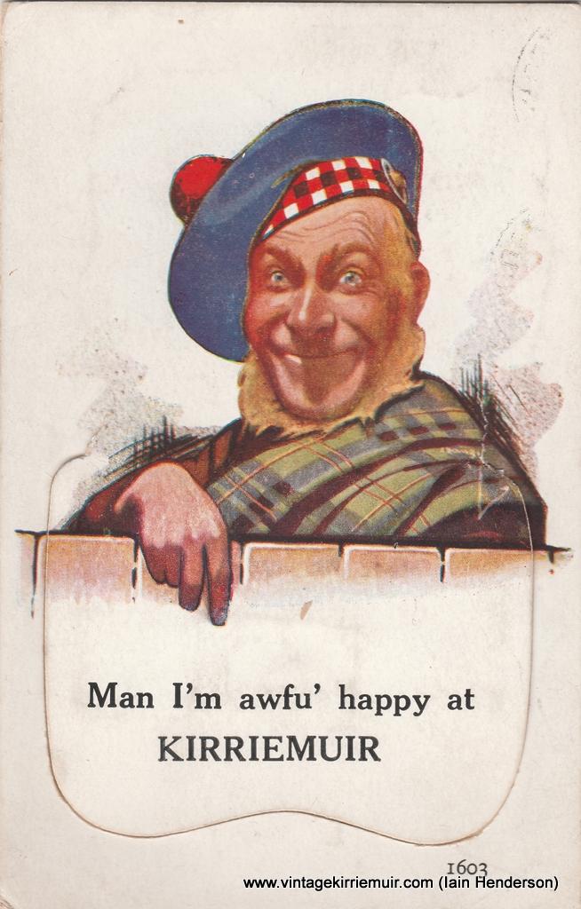 Man I'm Awfu' Happy at Kirriemuir (1931)