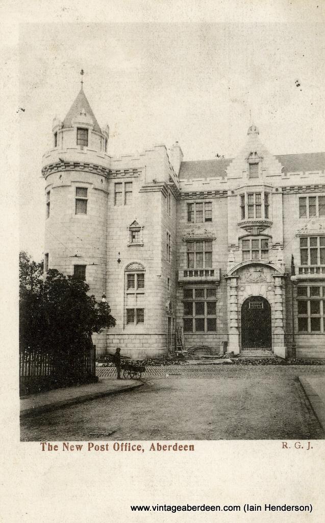 Post Office, Crown Street (1906)