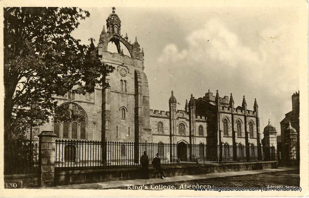 King's College, Aberdeen