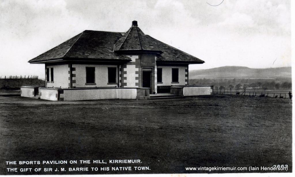 Camera Obscura & Cricket Pavilion