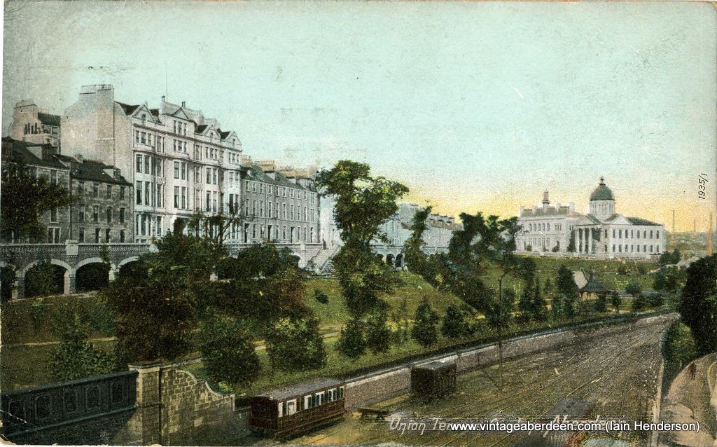 Union Terrace Gardens (1917)