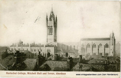 Mitchell Hall and Tower (1905)