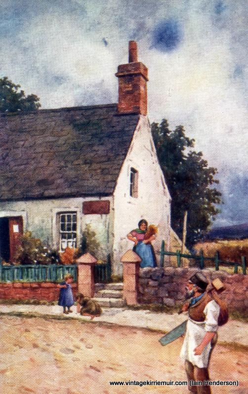 Cartoon of Window in Thrums