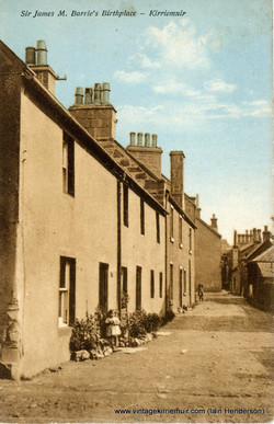 Barrie's Birthplace, 1926