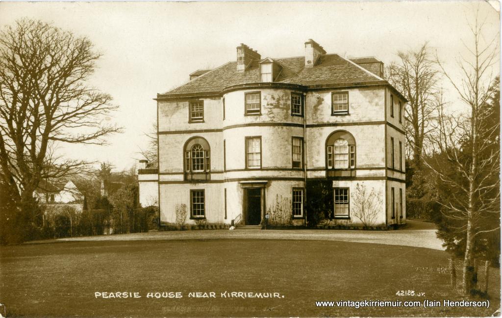 Pearsie House, near Kirriemuir (1913)