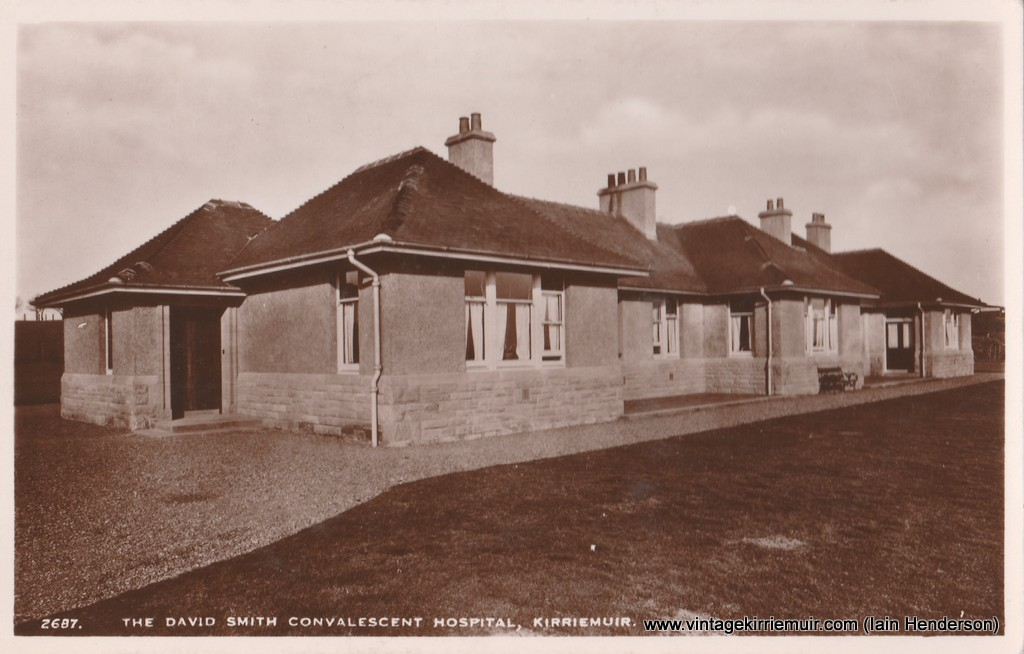 The David Smith Convalescent Hospital, Kirriemuir