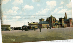 Bathing Station from Links (1907)