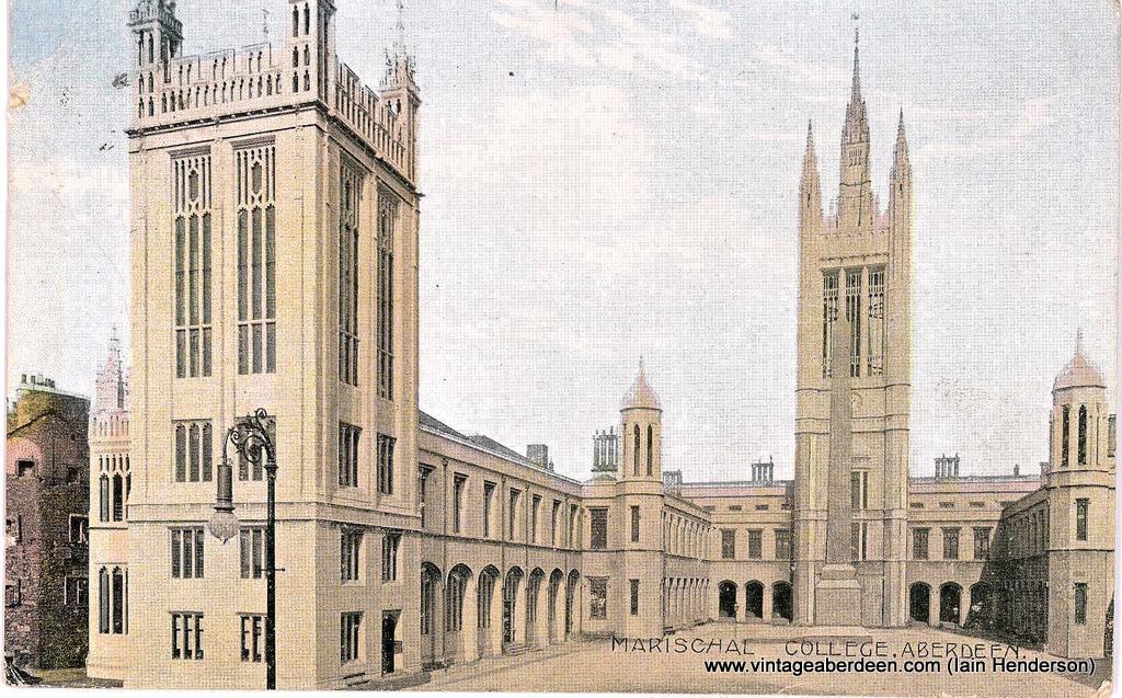 Marischal College, Aberdeen (1905)