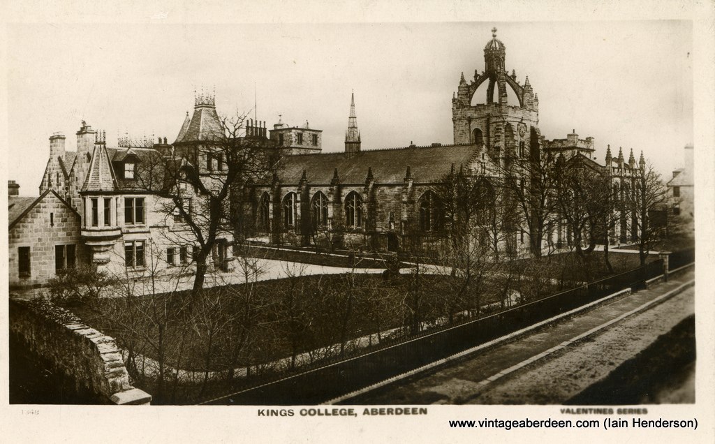 King's College, Aberdeen (1912)