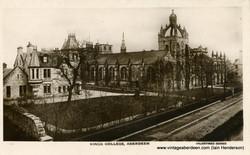 King's College, Aberdeen (1912)