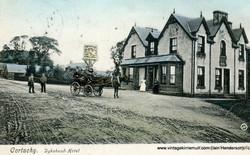 Dykehead Hotel, Cortachy