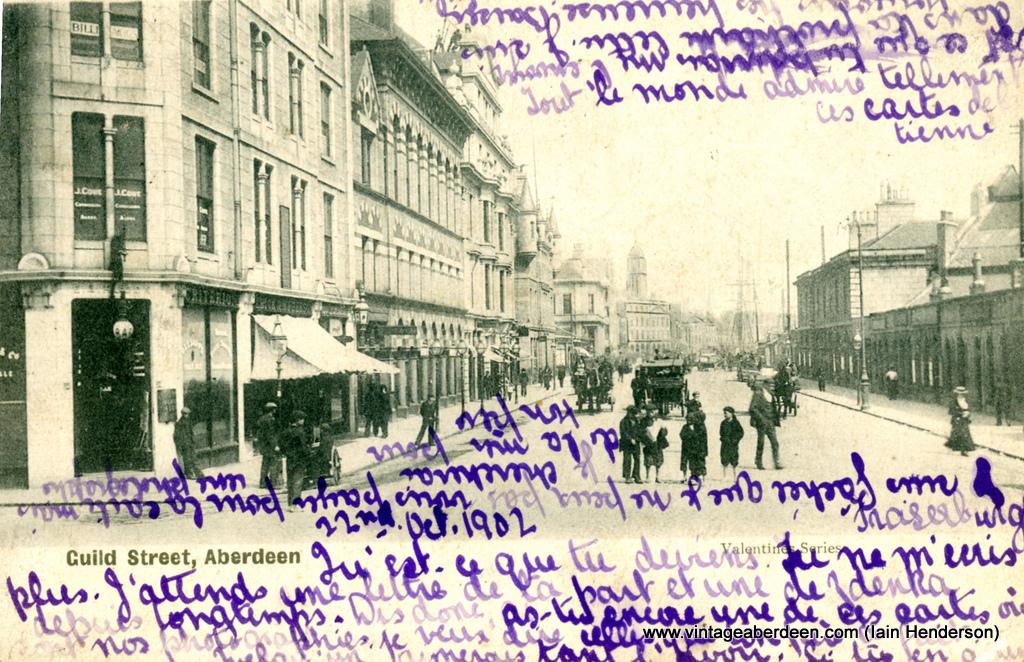 Guild Street, Aberdeen (1902)