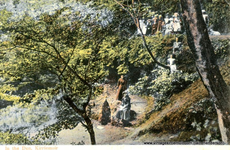 The Cuttle Well, 1906