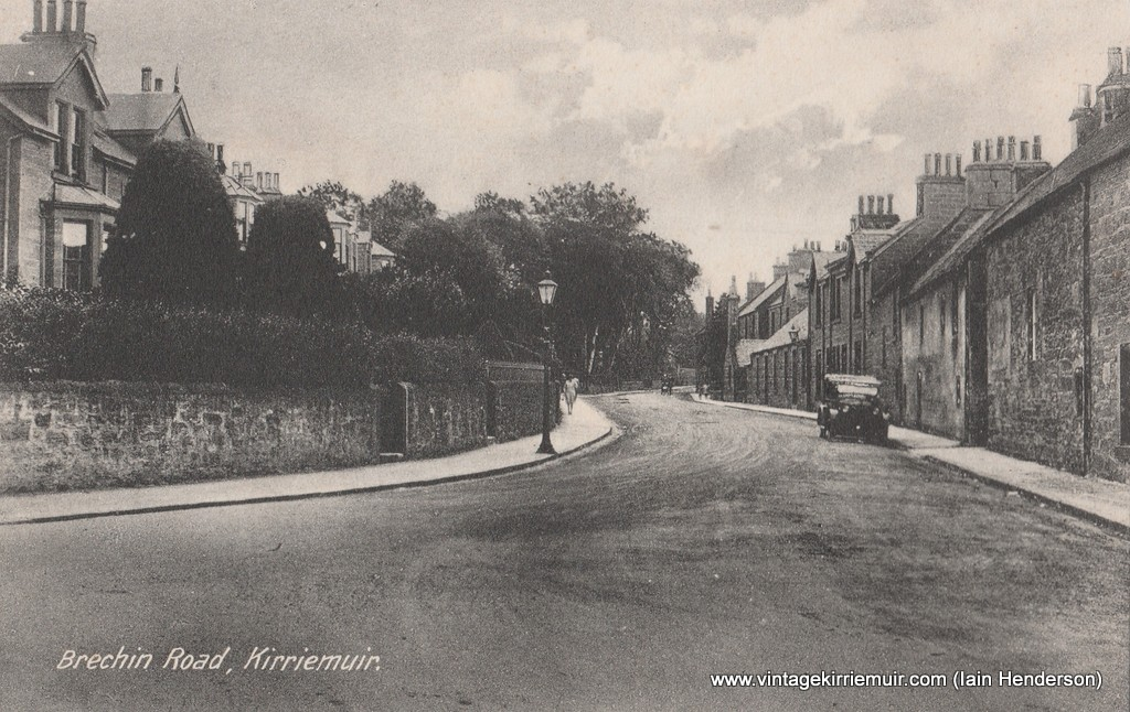 Brechin Road, Kirriemuir