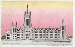 Marischal College, Aberdeen (1919)