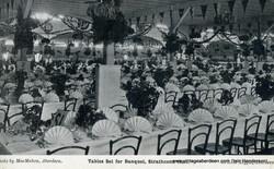 Banquet, Strathcona Hall