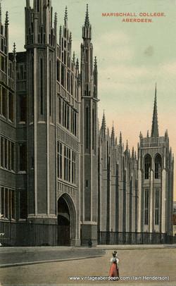 Marischal College, Aberdeen (1913)