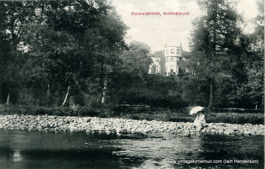 Downiepark, Kirriemuir (1913)