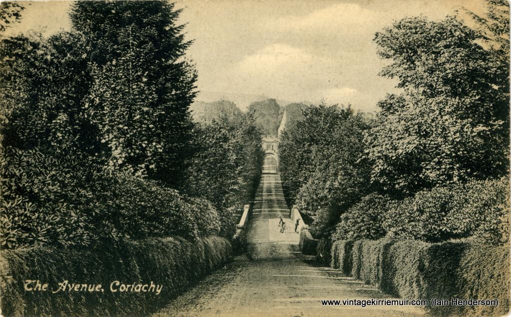 The Avenue, Cortachy