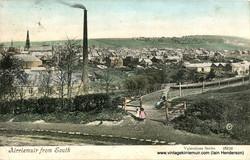 Kirriemuir from the Commonty 1906