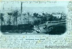 Kirriemuir from South, 1901