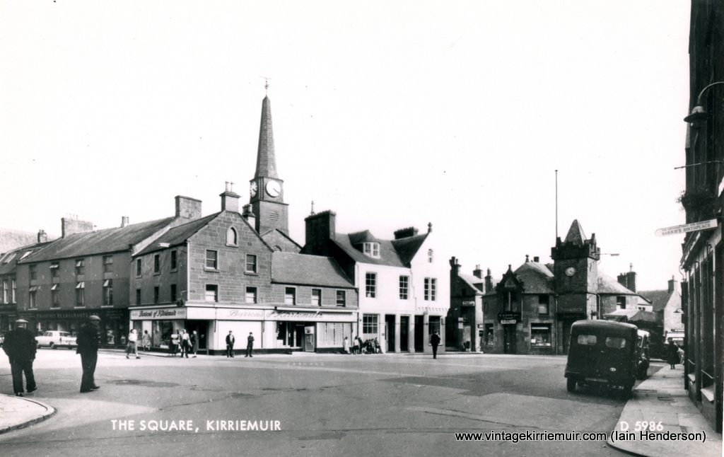 The Square, Kirriemuir