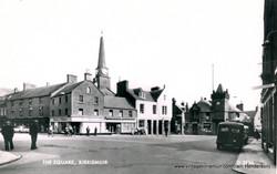 The Square, Kirriemuir