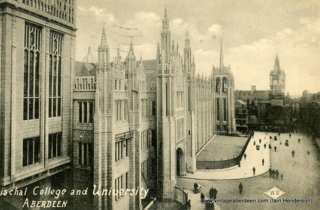 Marischal College (1929)