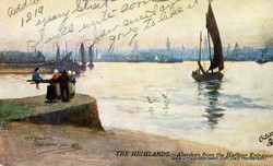 Aberdeen from the Harbour (1908)