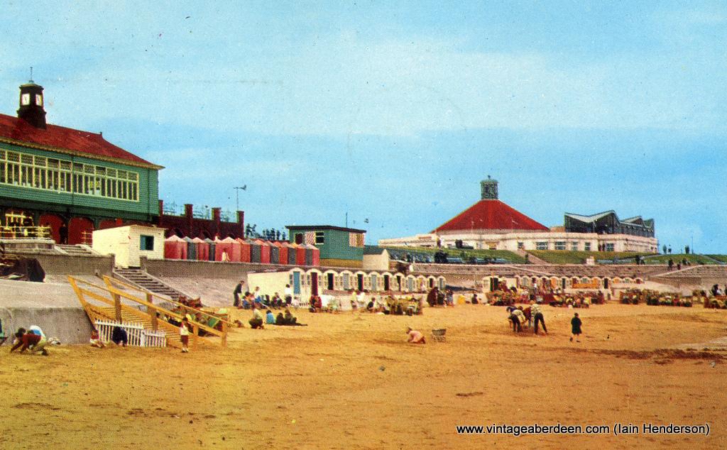 The Beach, Aberdeen (1968)