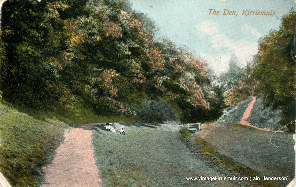 The Den, Kirriemuir (1908)