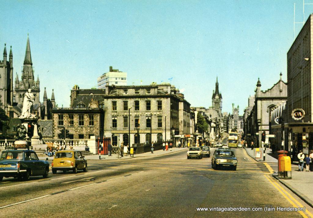 Aberdeen - Union Street