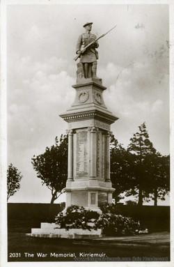 The War Memorial, 1932
