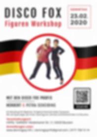 (COPY) Bautzen_Plakat_Discofox - Poster