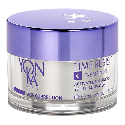 Crème time resist nuit Yon-Ka