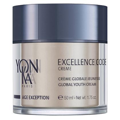 Crème excellence code Yon-Ka