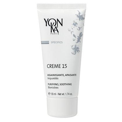Crème 15 Yon-Ka