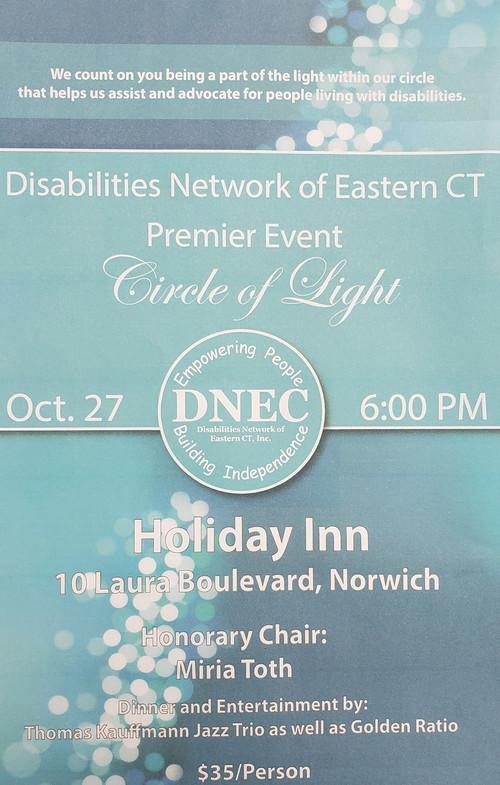 DNEC fundraiser