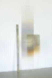 gradient mirror collection contemporary art slver plating