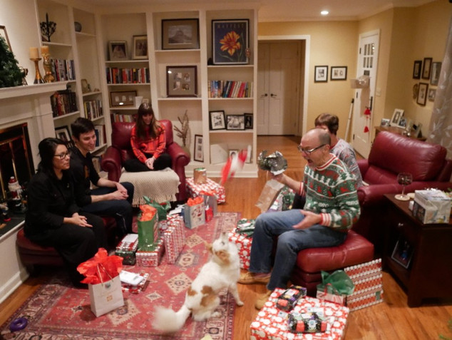 gifts & excitement galore
