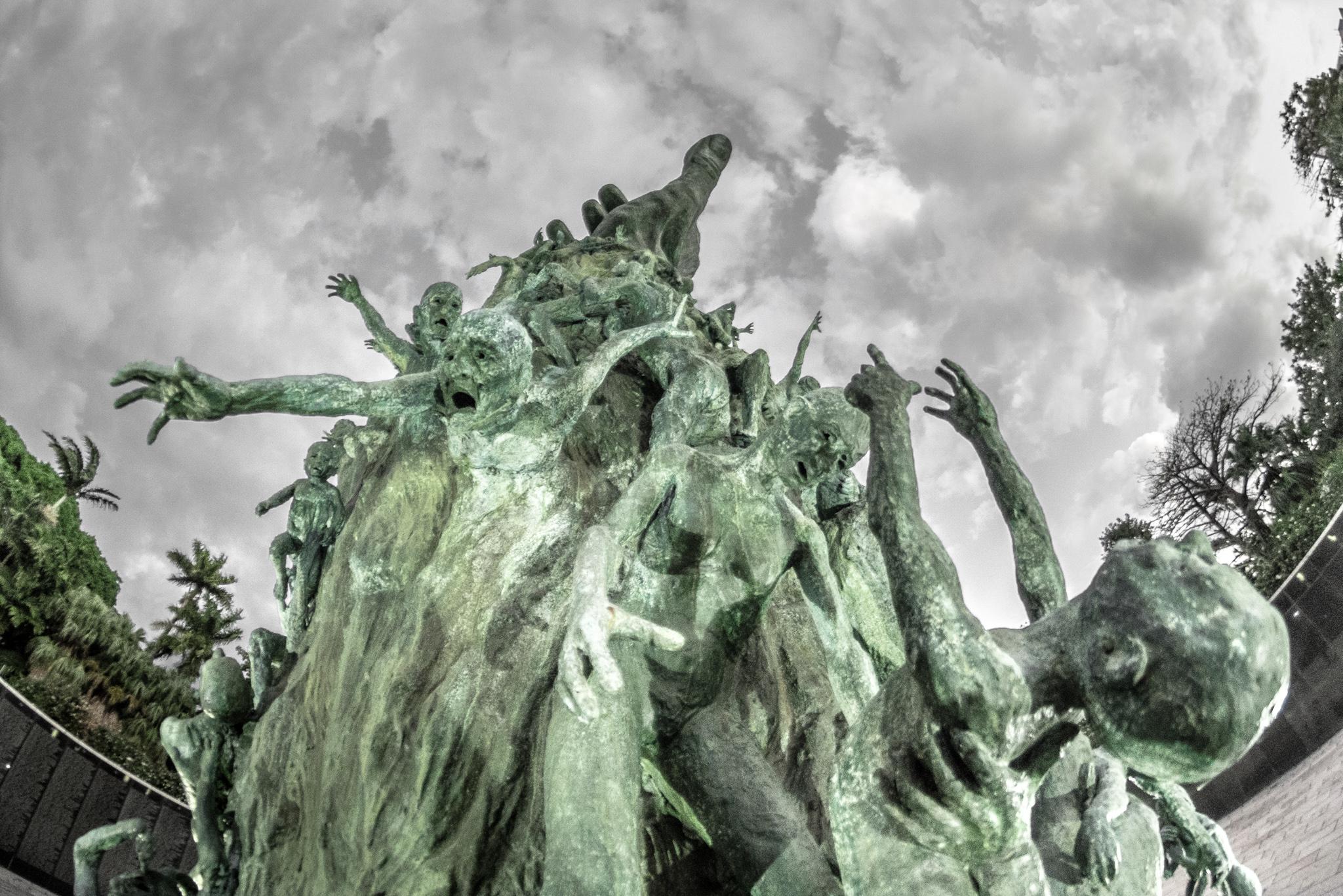 2017-01-15 - Miami Holocaust Memorial - 009
