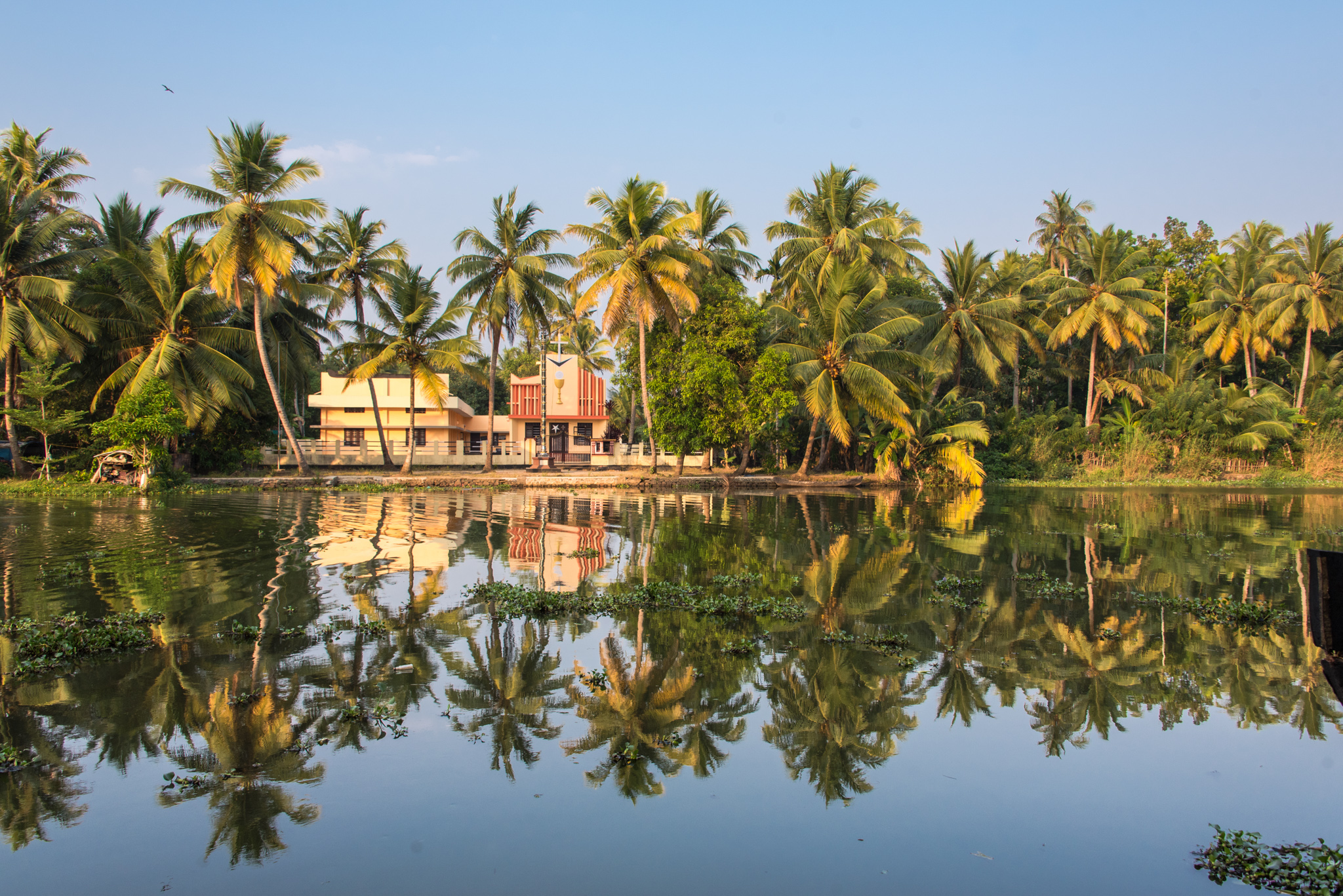 2016-12-17 - Kumarakom House Boating - 304