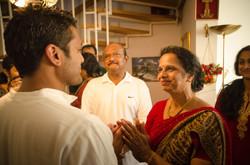 2015-07-31 - Jamritha Honeymoon - Robin Seeking Blessings - 020