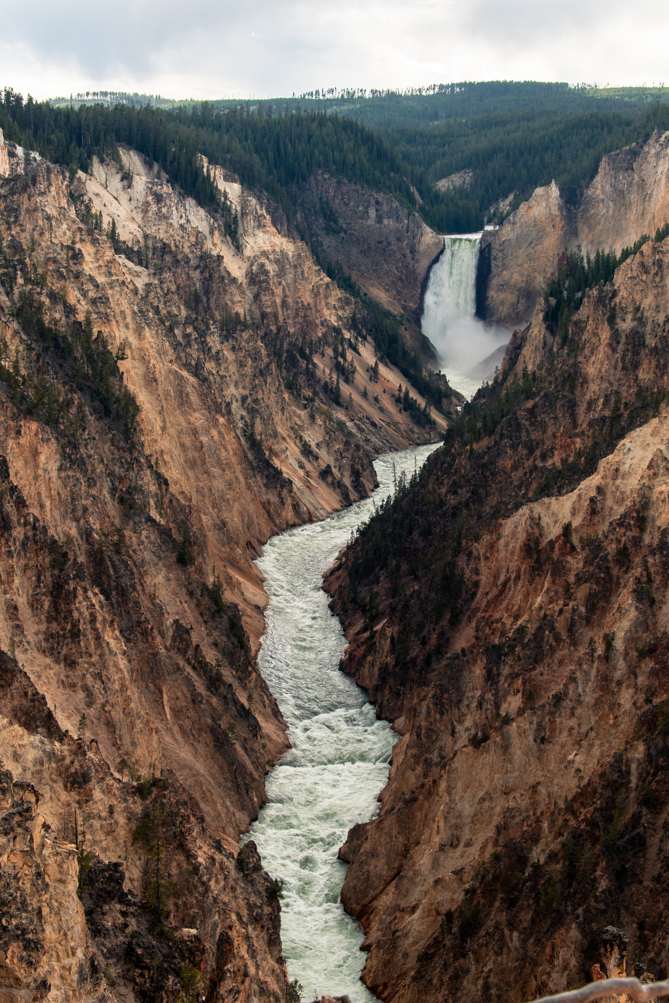 2017-07-06 - Yellowstone Canyon - 033