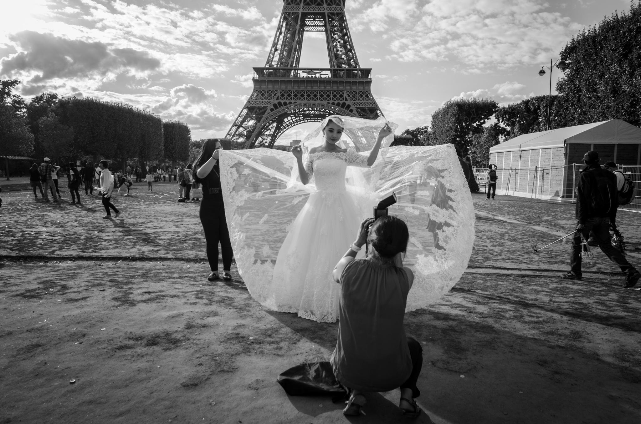 2015-07-29 - Jamritha Honeymoon - 003 - Eiffel Tower - 030