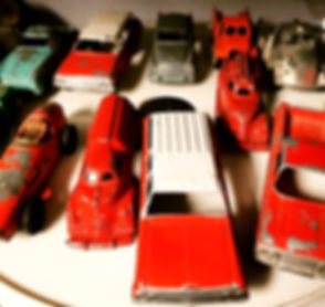 Going on a road trip_  Remember those good old days_  Maybe these TootsieToys are for you!  Opening